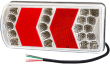 LED zadní svítilna > 726172/ 726173